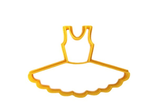 Tutu Dance Skirt Cookie Cutter - Arbi Design - CookieCutz - 1