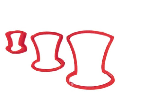 Magic Hat Cookie Cutter - Arbi Design - CookieCutz - 1