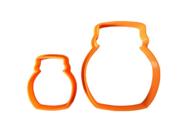 Jar Cookie Cutter