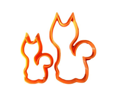 Fun Cat Cookie Cutter - Arbi Design - CookieCutz - 1
