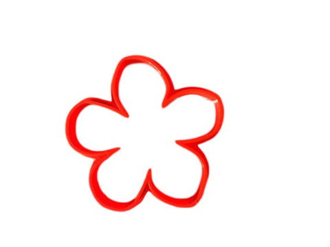 Flower cookie cutter (Style No. 2) - Arbi Design - CookieCutz - 1