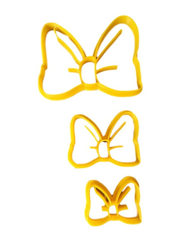 Bow Cookie Cutter - Arbi Design - CookieCutz - 1