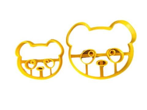 Panda Cookie Cutter - Arbi Design - CookieCutz - 1