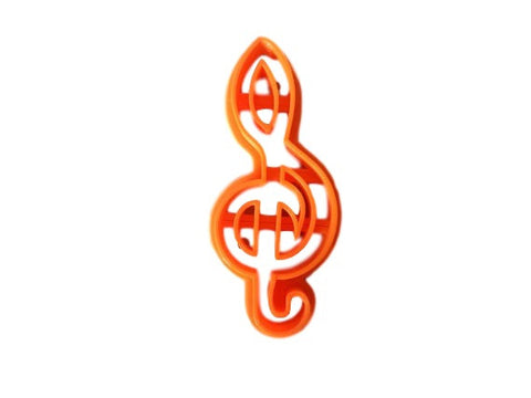Music Note Cookie Cutter (3) - Arbi Design - CookieCutz - 1