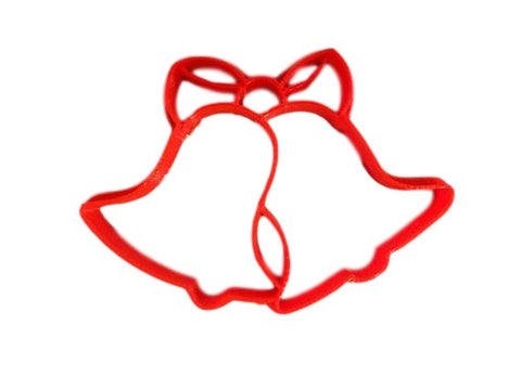 Christmas Bells Cookie Cutter - Arbi Design - CookieCutz - 1