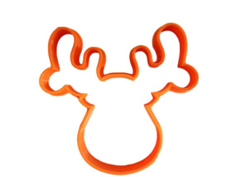 Reindeer Cookie Cutter - Arbi Design - CookieCutz - 1