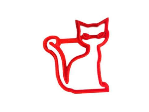 Cat Cookie Cutter - Arbi Design - CookieCutz - 1