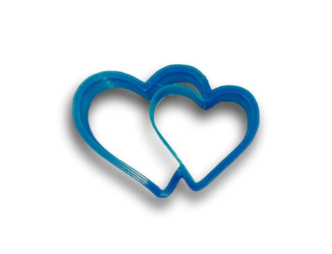 Valentine's Day Heart to Heart Cookie Cutter - Arbi Design - CookieCutz - 1