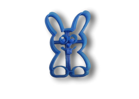 Rabbit Easter Bunny Cookie Cutter - Arbi Design - CookieCutz - 1