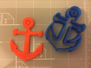 Anchor Cookie Cutter - Arbi Design - CookieCutz - 4