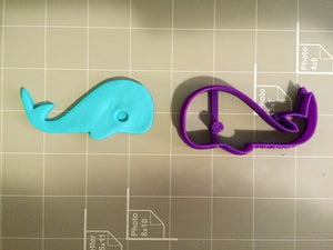 Whale Cookie Cutter - Arbi Design - CookieCutz - 3