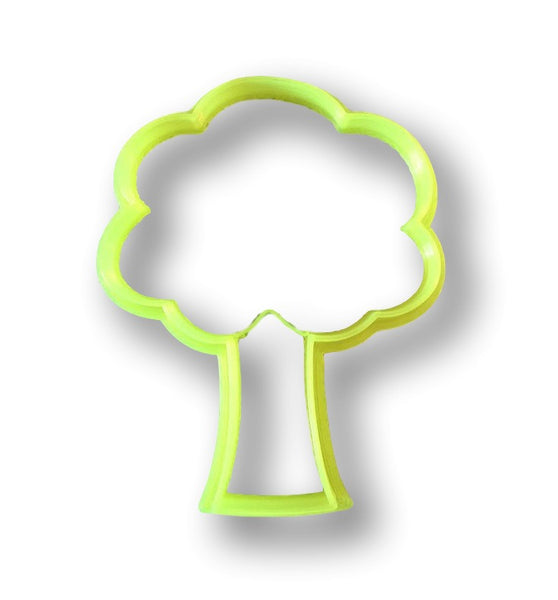 Tree cookie cutter arbi design cookiecutz for Cookie cutter house plans