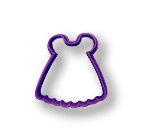 Baby Doll Dress Cookie Cutter - Arbi Design - CookieCutz - 1