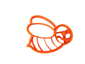 Funny Bee Cookie Cutter - Arbi Design - CookieCutz - 1
