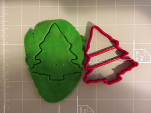 Christmas Tree Cookie Cutter - Arbi Design - CookieCutz - 2