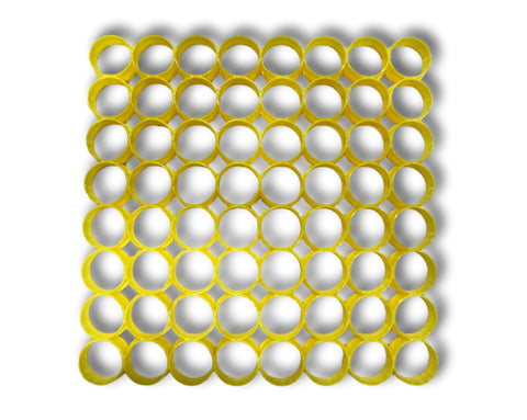 "64x1"" Circle shape Multicutter"