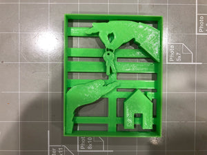 Property Purchase Keys Cookie Cutter