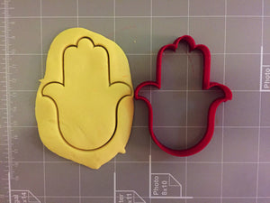 Hamsa Cookie Cutter - Arbi Design - CookieCutz - 2
