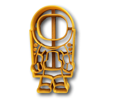 Astronaut Cookie Cutter - Arbi Design - CookieCutz - 1