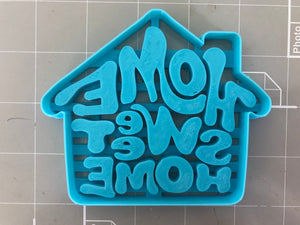 Home sweet home Cookie Cutter