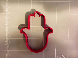 Hamsa Cookie Cutter - Arbi Design - CookieCutz - 4