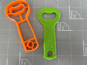 Bottle Opener Cookie Cutter