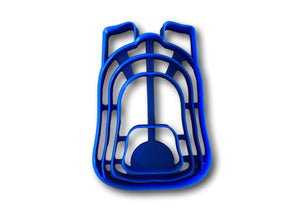 Backpack Cookie Cutter