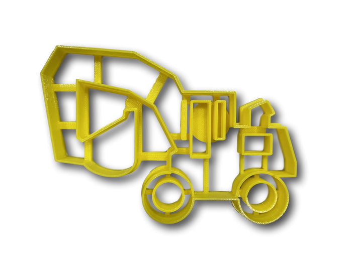 Excavator Truck Cookie Cutter