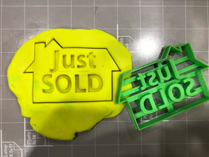 Just Sold Cookie Cutter