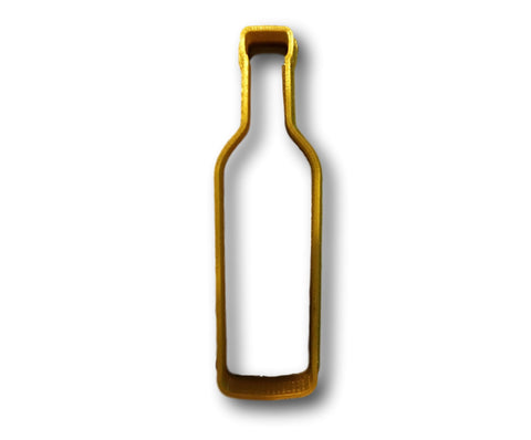 Wine Bottle Cookie Cutter - Arbi Design - CookieCutz - 1