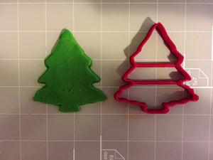 Christmas Tree Cookie Cutter - Arbi Design - CookieCutz - 3
