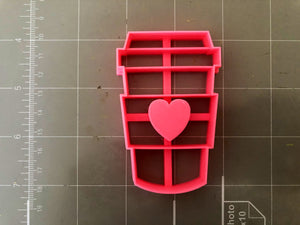 Coffee Lotte Cookie Cutter