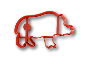 Javelina Outline Cookie Cutter