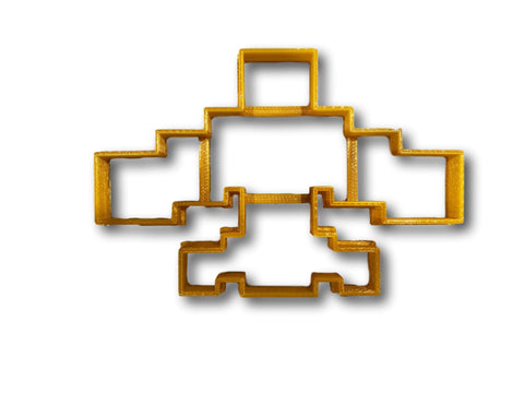 8-bit Plane Cookie Cutter