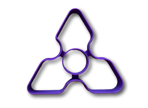 Tri-Fidget Spinner Cookie Cutter