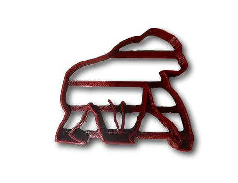 Ape Cookie Cutter