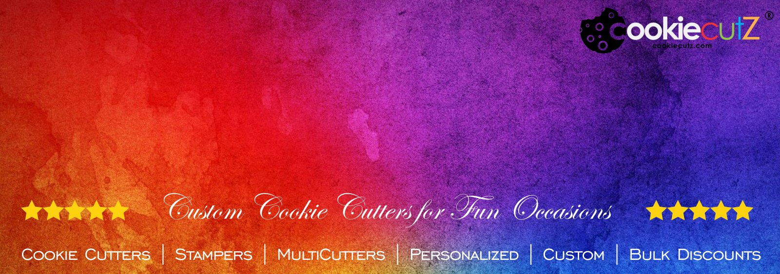 Elegant Custom Cookie Cutters