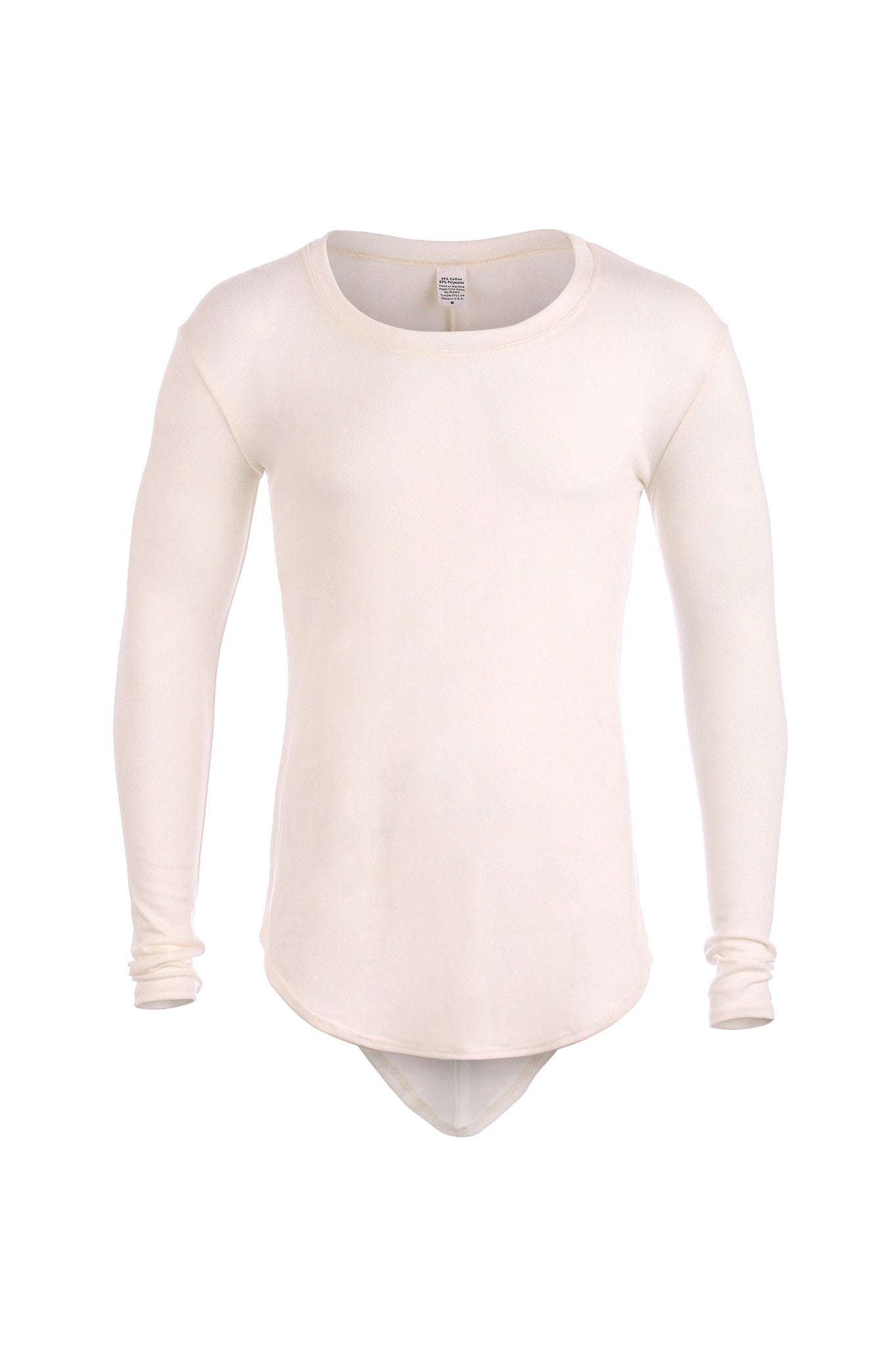 Long sleeve soft knit top