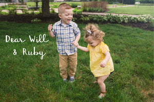 Dear Will and Ruby