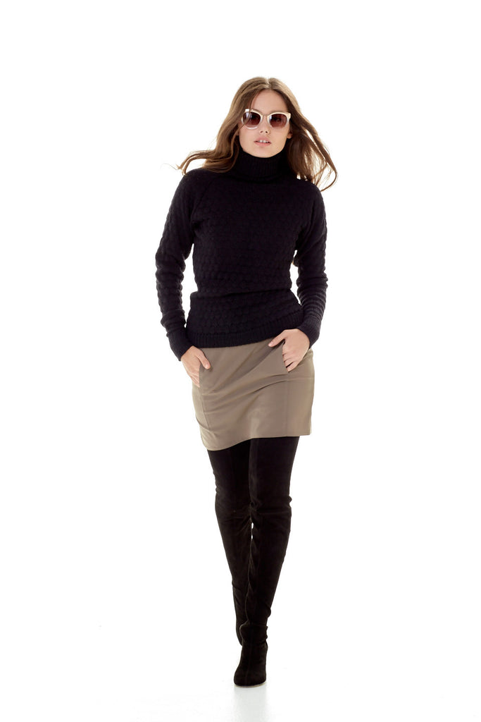 Ira Skirt in lever colour