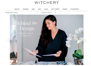 That time I collaborated with Witchery