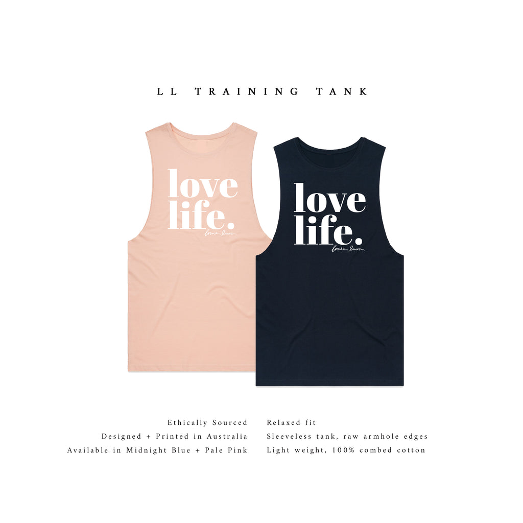 LL Training Tank | Love Life.
