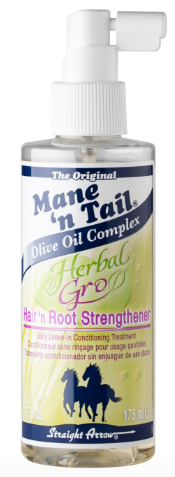 COMING SOON... Herbal Gro Hair 'n Root Strengthener