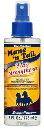 Mane 'n Tail leave in hair treatments