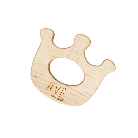 Wood Organic Teether