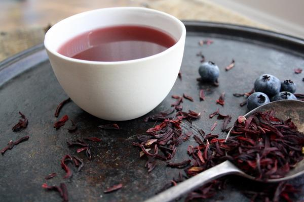 Organic Berry Tea
