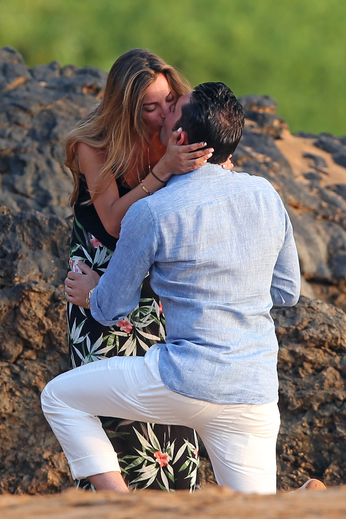 Sealed with a Kiss! Celebrity Lawyer Bobby Saadian proposes to Girlfriend Renee