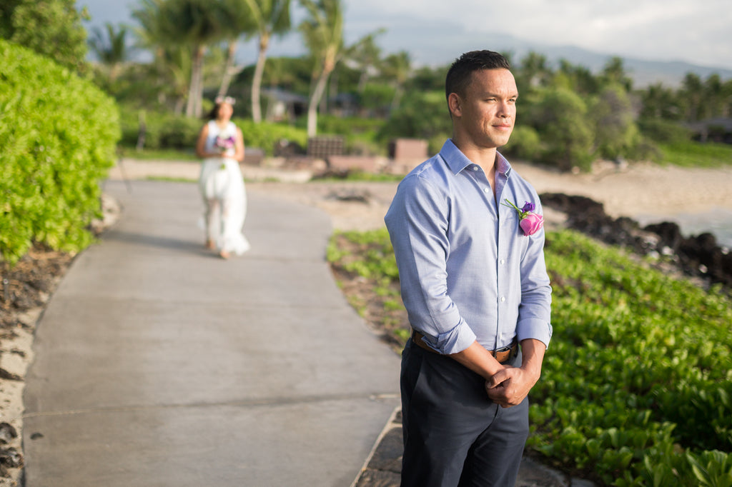 Rosa & Kelvin, Big Island Wedding