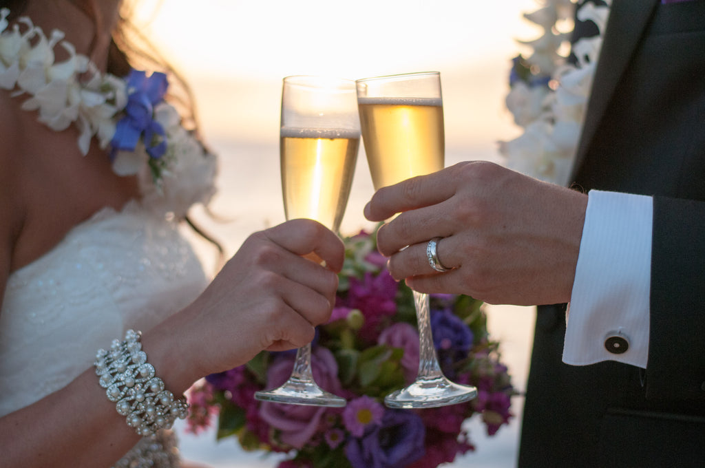 Cheers! A Toast to Love, Laughter and Happily Ever After!
