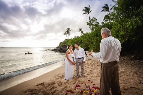 Kapalua Bay, West Maui , Locations - Hawaii Weddings, Married with Aloha, Hawaii - 2